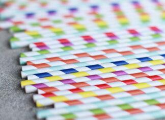 Słomki papierowe